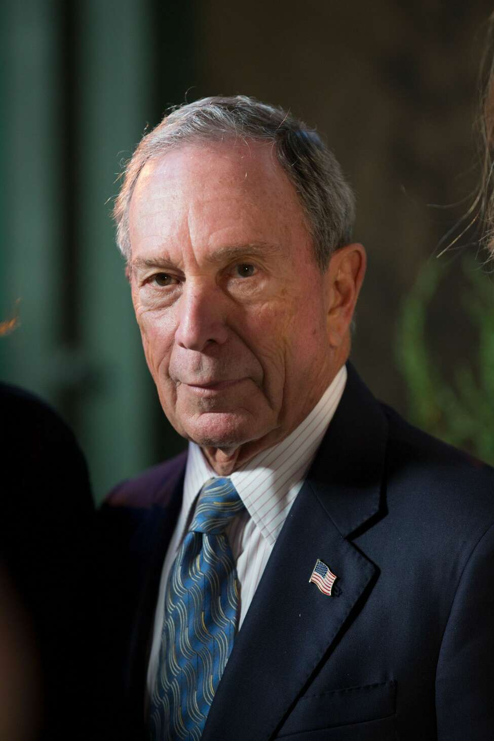 Michael Bloomberg, 77, is the 9th wealthiest person in the world, As CEO of his eponymous financial information and media company, Bloomberg is worth $55.4 billion. He lives in New York City and has donated $8 billion in his lifetime.