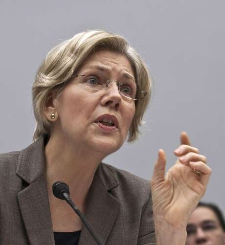 "Sen. Elizabeth Warren is scheduled to appear at the ""Joyous Persistence"" event. Photo: Harry Hamburg, AP"