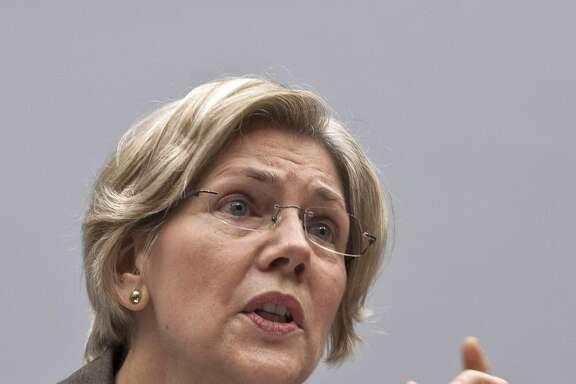 """Elizabeth Warren, coming to """"Joyous Persistence"""""""