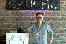 Eduardo Campos is owner of the new Gaucho Boteco restaurant in Stamford, Conn. on May 17, 2017.