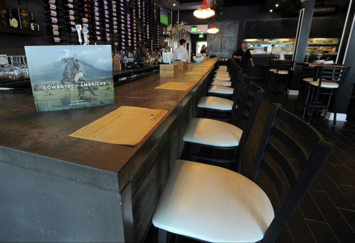 A view of the new Gaucho Boteco restaurant at 78 West Park Place, in Stamford, Conn. on May 17, 2017.