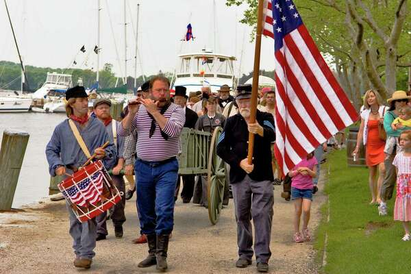 Mystic Seaport will kick off the traditional start of the warm-weather season over Memorial Day weekend with Salute to Summer on May 27-28, followed by Decoration Day special events on Monday, May 29.
