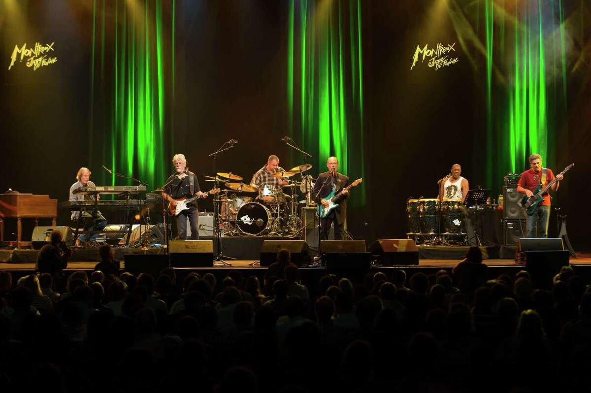 Little Feat performs with the Midnight Ramble Horns at The Klein in Bridgeport on Thursday, May 25.