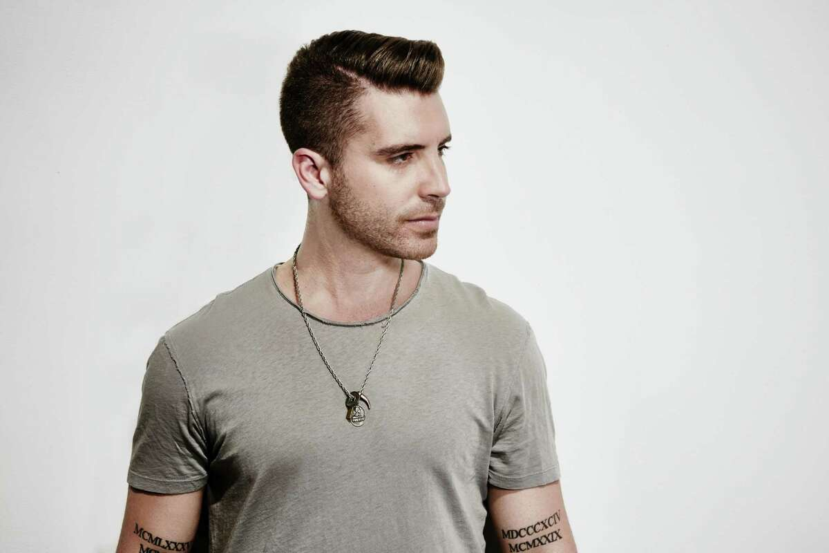Guilford native Nick Fradiani performs at the Ridgefield Playhouse on Friday, May 26.