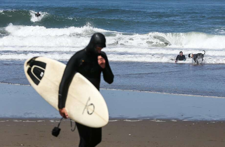 Gallery: Biggest dangers at the Bay Area's best surf spots Photo: Amy Osborne, Special To The Chronicle