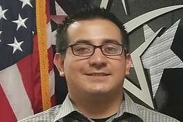 Pablo De la Torre, a veteran Army specialist who served from 2014-2017, is now a student at Lone Star College.