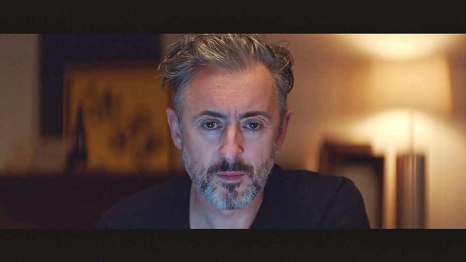 "Alan Cumming in ""After Louie."" Photo: Mick LaSalle, Frameline"