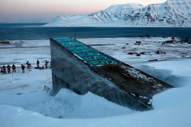 The Svalbard 'doomsday' seed vault was built to protect millions of food crops from climate change, wars and natural disasters.