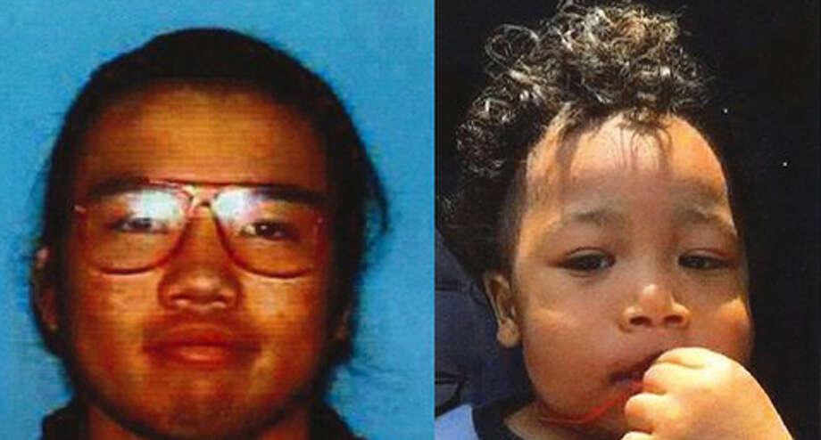 Jason Lam and Makai Bangoura Photo: California Highway Patrol/Facebook