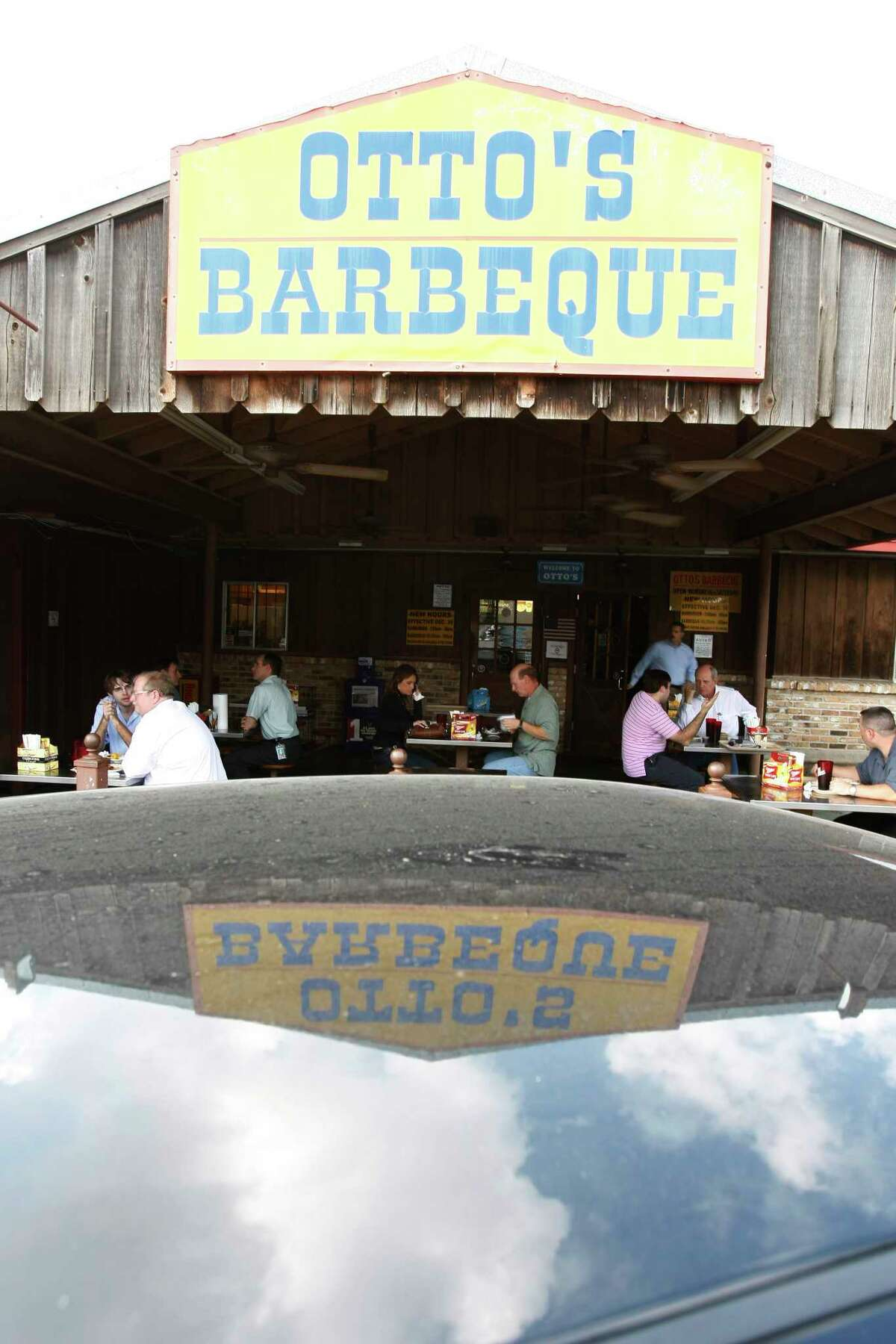 The late Otto's Barbeque on Memorial made Texas Monthly's top barbecue joints list in 1973.