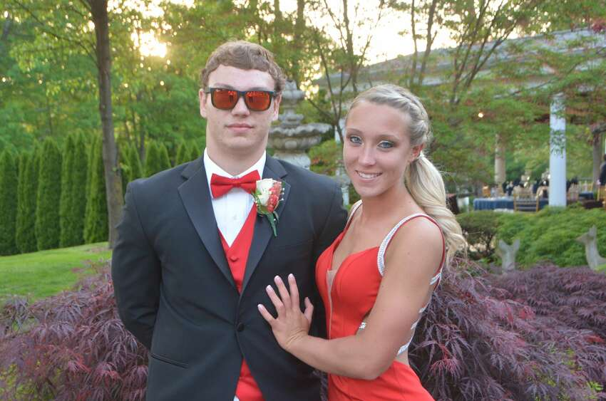 Milford's Jonathan Law High School held its prom at Villa Bianca in Seymour on May 19, 2017. The senior class graduates June 13. Were you SEEN at the prom?