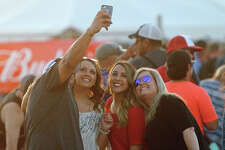 Crudefest country music festival May 19, 2017.  James Durbin/Reporter-Telegram