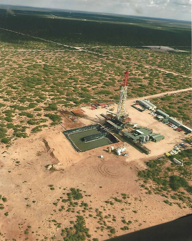 Lilis Energy, Inc. is an independent oil and gas exploration and production company that operates in the Permian 's Delaware Basin and in the Denver-Julesburg Basin. Seen here is Lilis' Bison #1H well which started producing oil on Jan 19, 2017 Photo: Courtesy