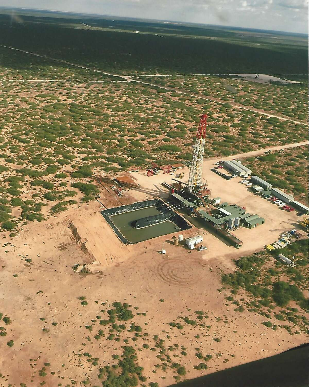 Lilis Energy, Inc. is an independent oil and gas exploration and production company that operates in the Permian ?'s Delaware Basin. Seen here is Lilis' Bison #1H well which started producing oil on Jan 19, 2017