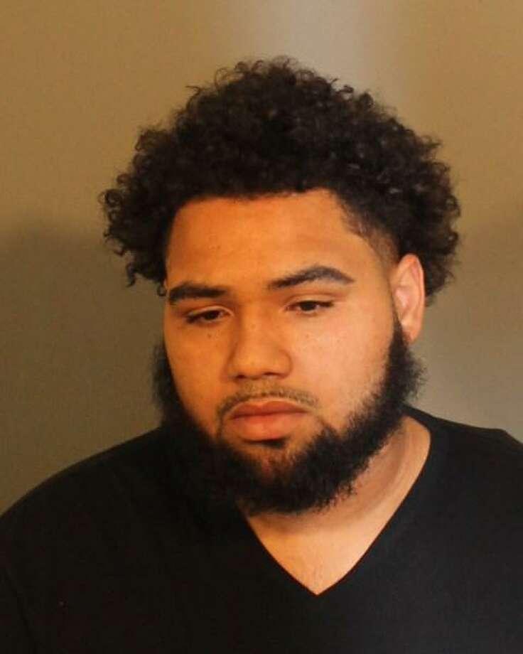 Aaron Batista, 22, of Waterbury. Photo: Contributed Photo /Danbury Police