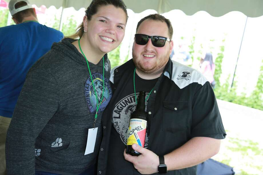 Two Roads Brewing Company in Stratford held the second annual Gathering at the Bines Beer Festival on May 20, 2017. Festival goers enjoyed beer samples, food trucks and more. Were you SEEN? Photo: Derek T. Sterling/Hearst CT Media