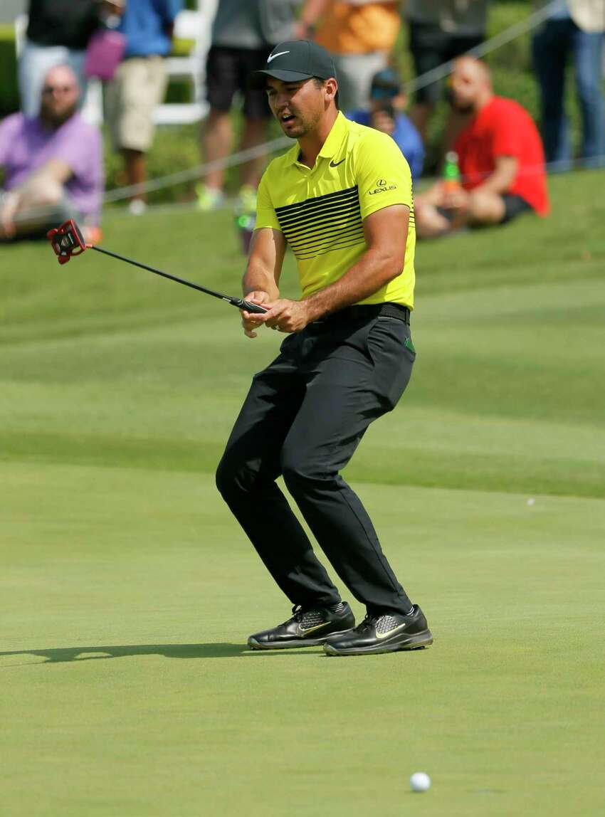 Jason Day PGA world ranking: 4