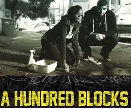 "A promotion handout from ""A Hundred Blocks,"" the first feature-length film by Marshawn Lynch' Beast Mode Productions."