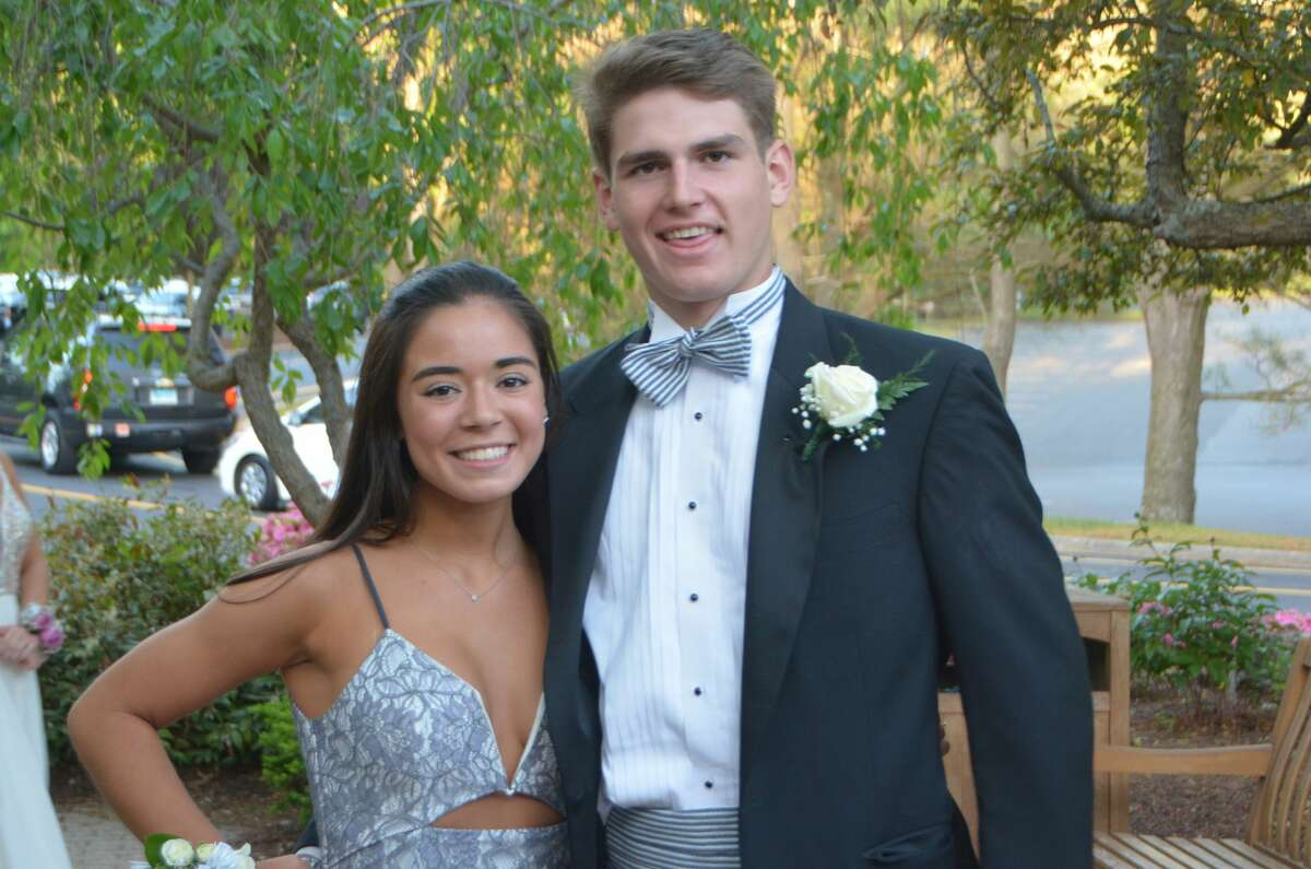 Fairfield Ludlowe High School held its senior prom at the Trumbull Marriott on May 20, 2017. Were you SEEN?