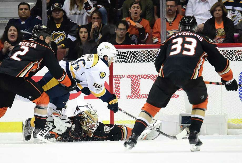 Preds win from ousting Ducks to reach 1st Stanley Cup Finals