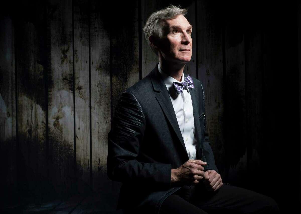 Bill Nye will be in Houston on Nov. 21.