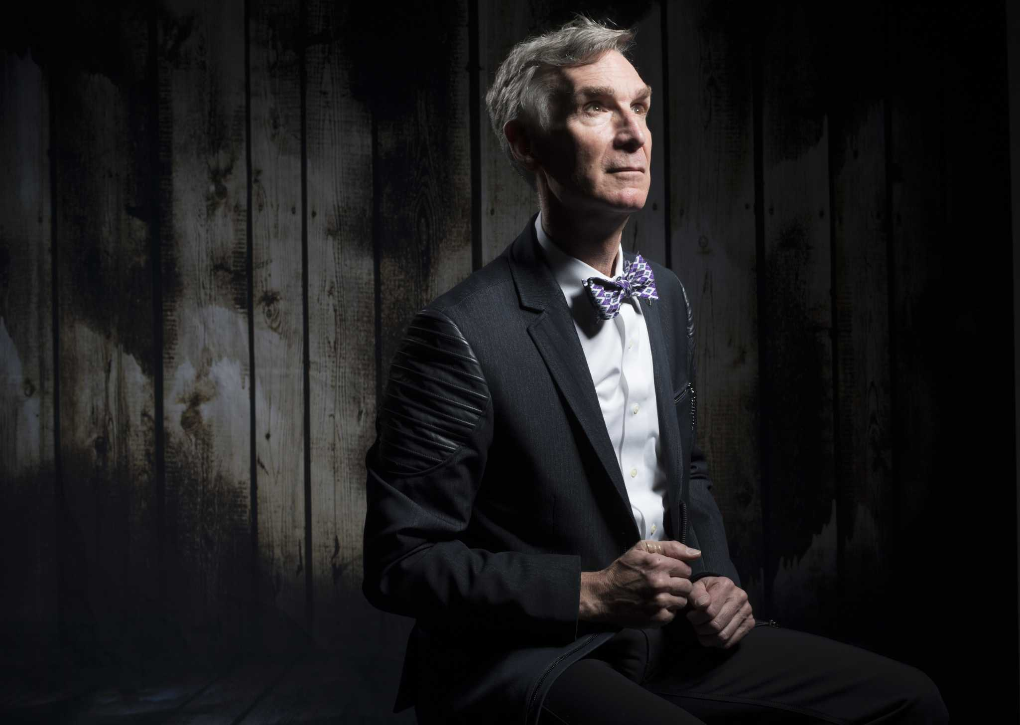 Bill Nye to speak at Houston commercial space conference