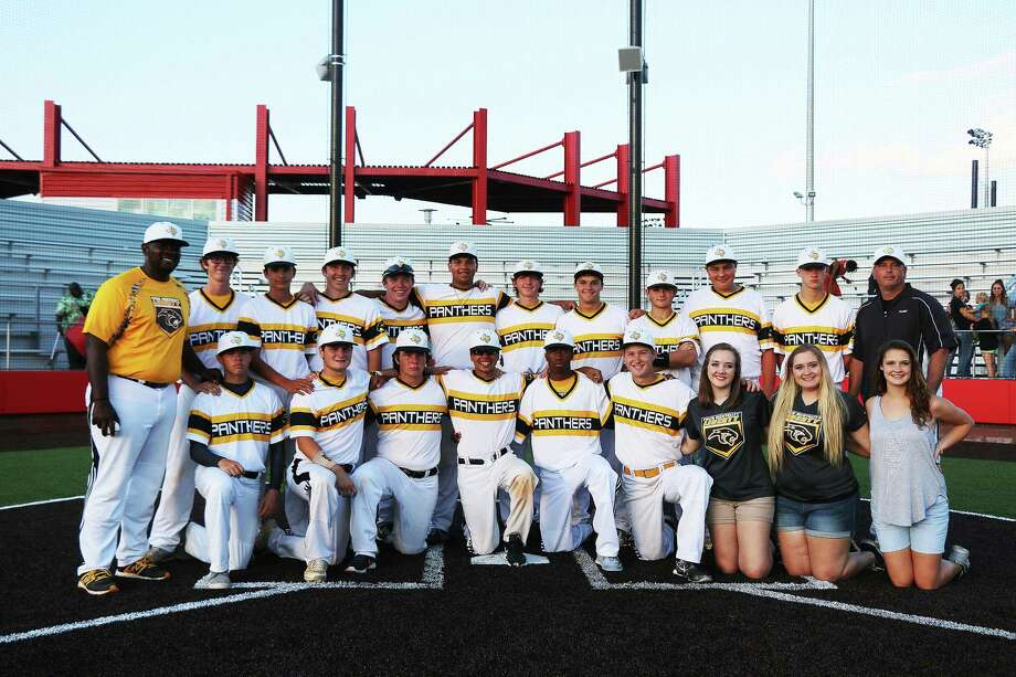 The 2017 Area finalist and Bi-District Champion Liberty Panther Baseball team is pictured. Photo: Submitted