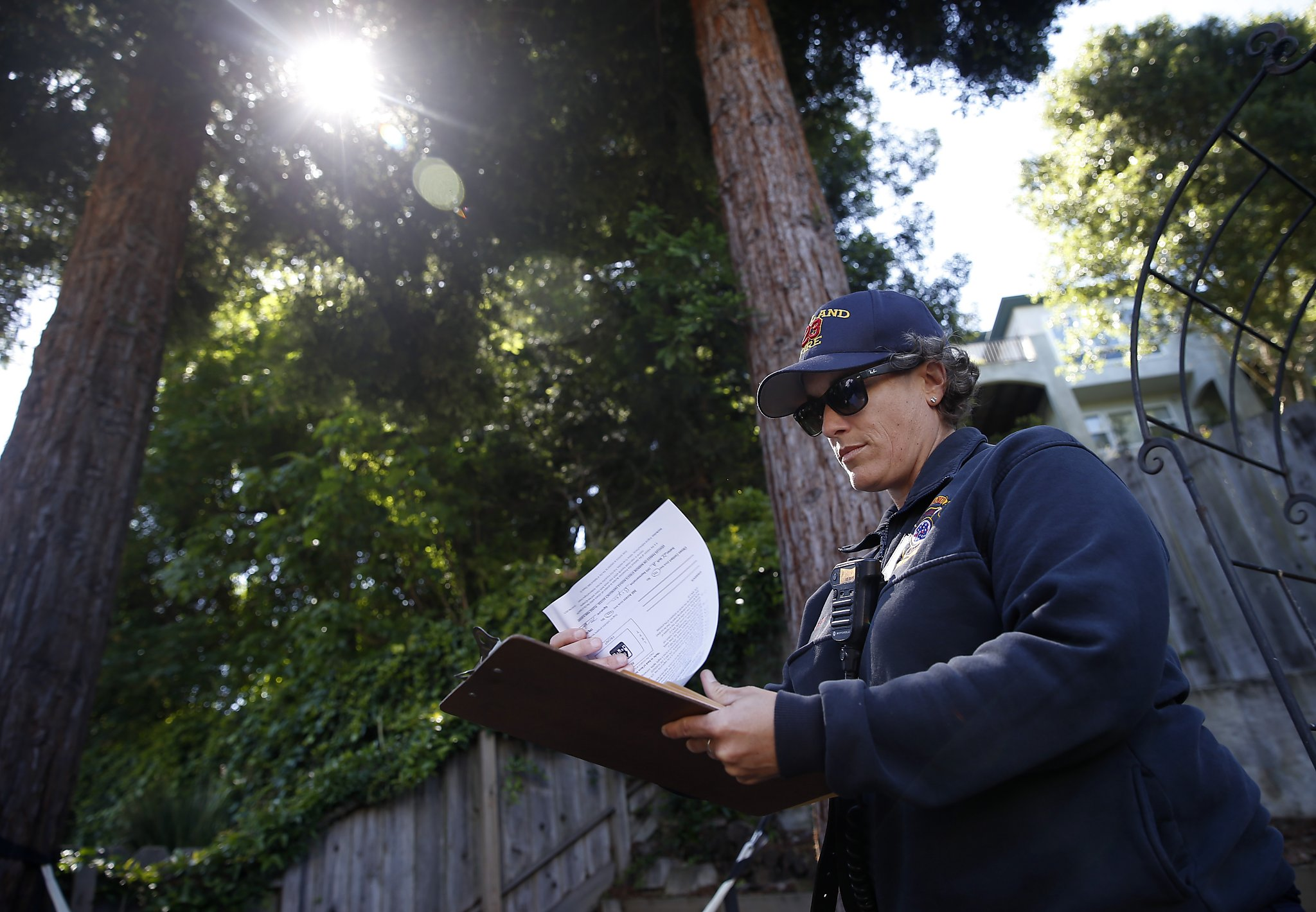 Black firefighter on inspection duty in Oakland hills gets videotaped, reported to police
