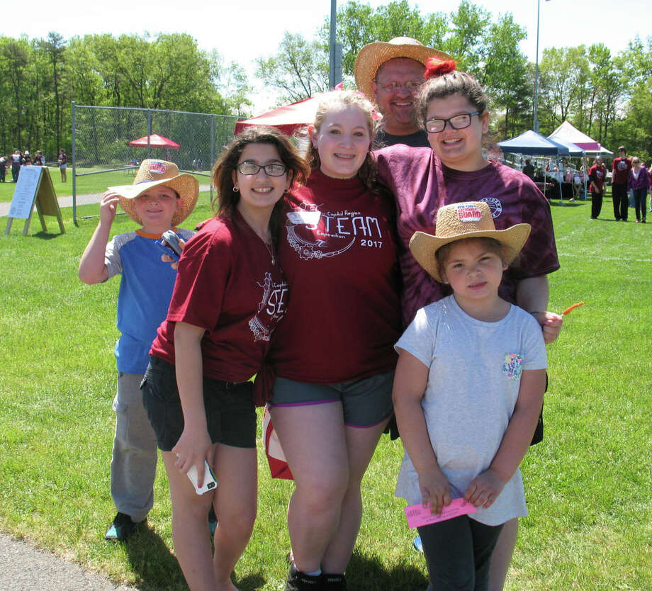 Were you Seen at the Colonie Central High School's Raiderfest community event at the school on May 20, 2017? Photo: Lisa Eichholzer