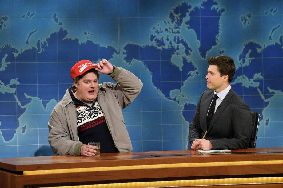 SNL: Bobby Moynihan's Drunk Uncle Makes Final Appearance