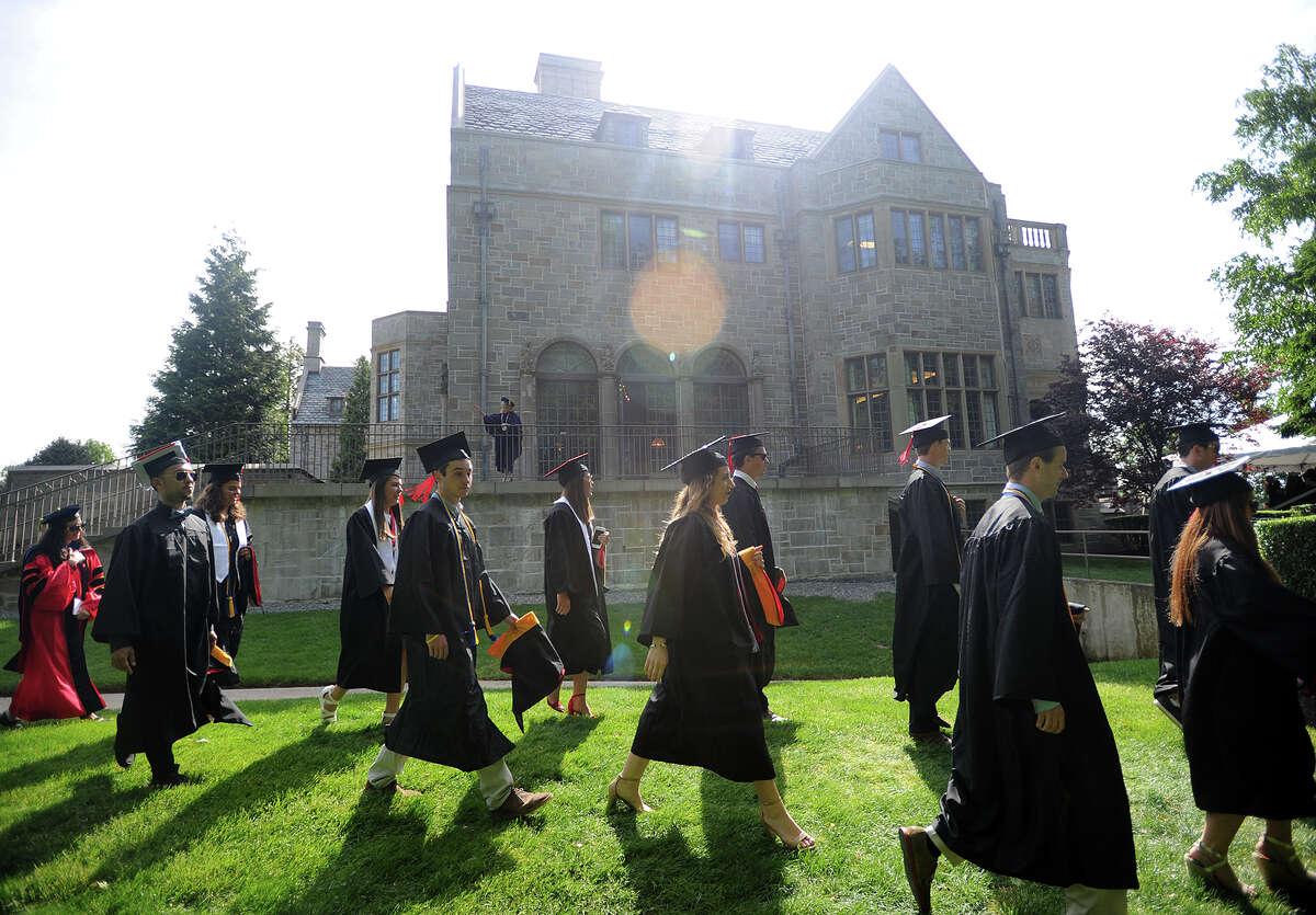 2. Fairfield University Salary after attending:$69,800 Source:College Scorecard