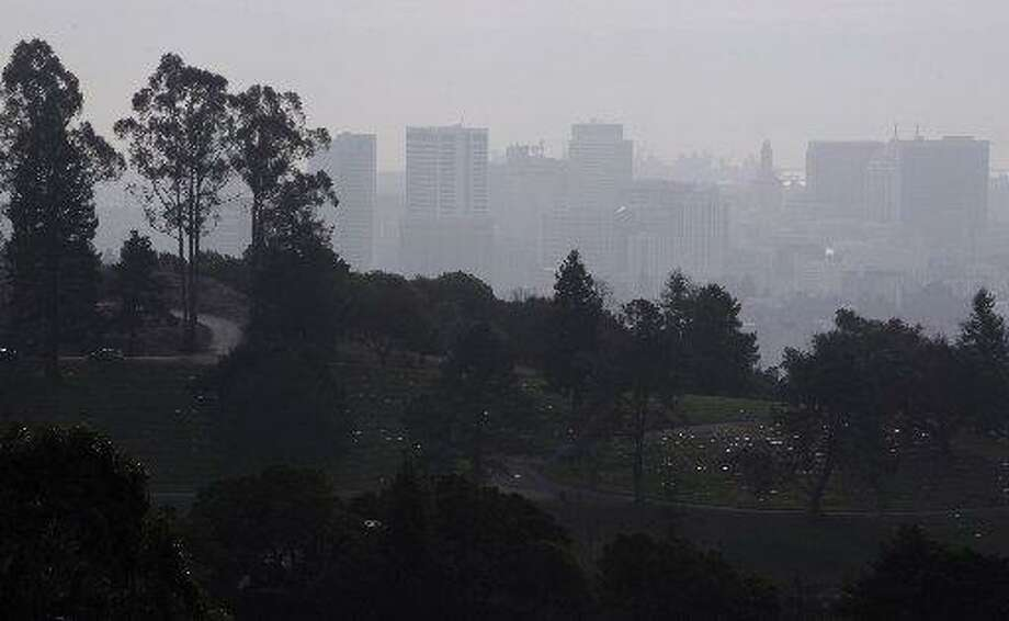 Spare the Air Alert issued for Monday in Bay Area  SFGate
