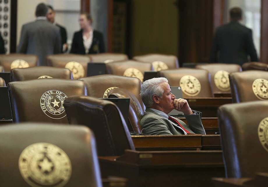 Rep. Lyle Larson, R-San Antonio, insists his bill involves the office of any particular governor, not necessarily Gov. Greg Abbott. Photo: San Antonio Express-News / File Photo