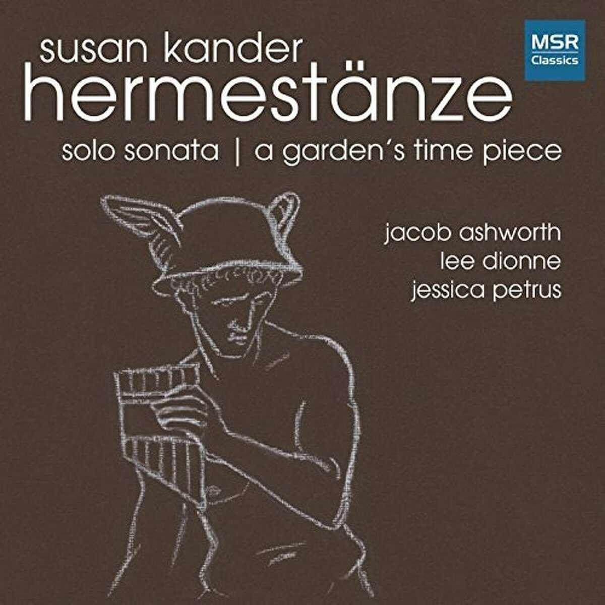 Susan Kander, 'Hermest�nze'