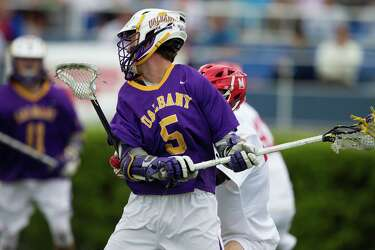 Maryland ends UAlbany lacrosse's Final Four hopes - Times Union