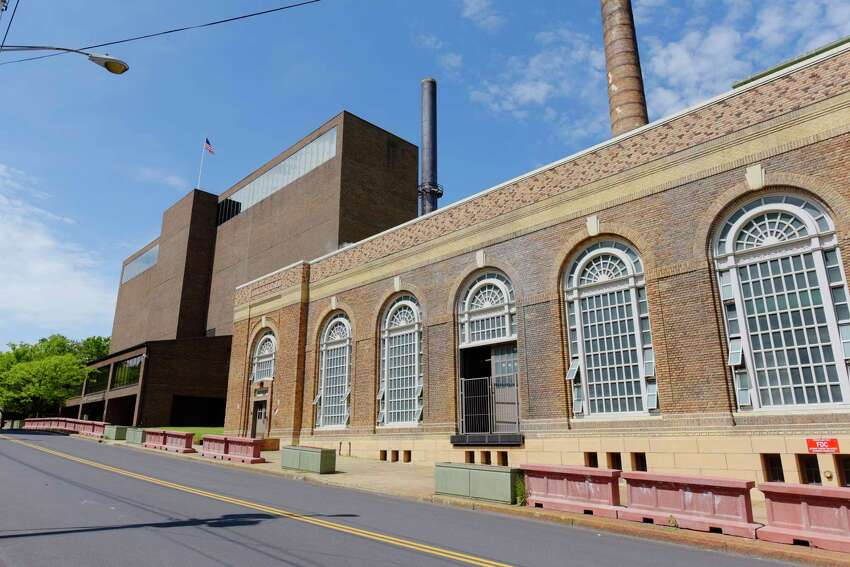 A view of the Steam Generating Facility on Sheridan Ave. on Sunday, May 21, 2017, in Albany, N.Y. (Paul Buckowski / Times Union)