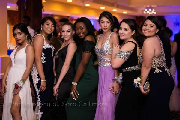 Bridgeport's Central High School held its senior prom at Woodwinds Banquet Hall in Branford on May 18, 2107. Were you SEEN?