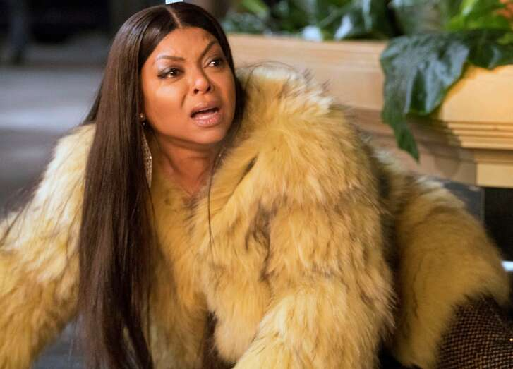 """EMPIRE: Taraji P. Henson in the """"Toil and Trouble, Part. 2"""" season finale episode of EMPIRE airing Wednesday, May 17 (9:00-10:00 PM ET/PT) on FOX. ©2017 Fox Broadcasting Co. CR: Chuck Hodes/FOX"""