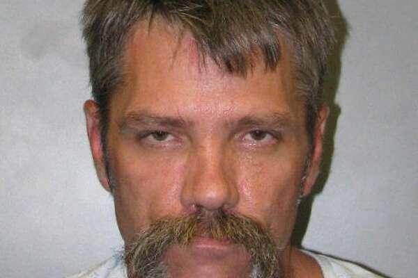 John D. Moore, 46, is accused of selling meth and other drugs out of a storage unit in Spring. He was arrested May 18, 2017.