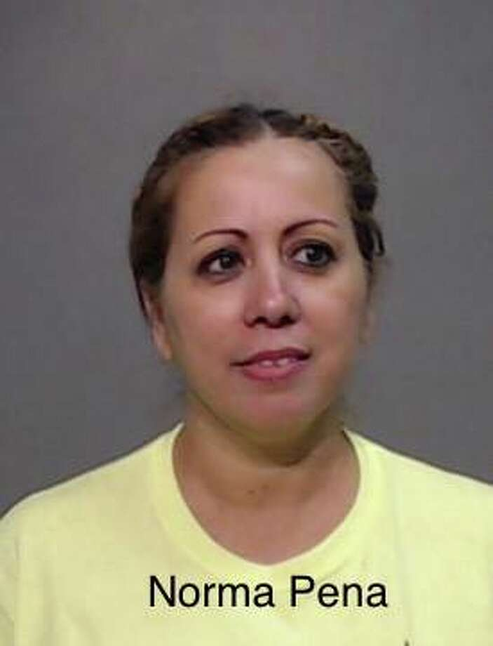 Norma Pena, 46 years old1. Keeping a Gambling Place2. Promotion of Gambling Place3. Possession of Gambling Device/Equipment/Paraphernalia4. Engage in Organized Criminal ActivityTOTAL BOND - $5,500 cash surety Photo: Hidalgo County Sheriff's Office