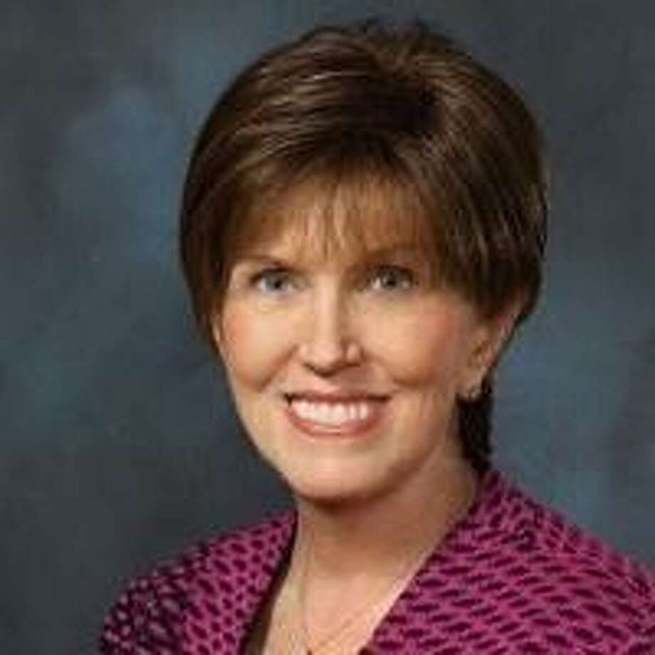 Vicki Briggs has been chosen to replace Vincent Caponi as president and CEO of St. Vincent's Medical Center. Photo: Contributed Photo /Connecticut Post