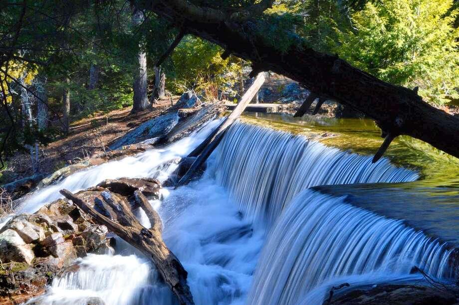 Shelving Rock Falls by Renee Thiemann