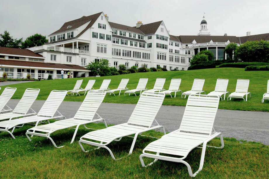 View of the Sagamore Resort, outside of Lake George, NY, in Bolton Landing, on Thursday, June 26, 2008. Photo: LMF / ALBANY TIMES UNION
