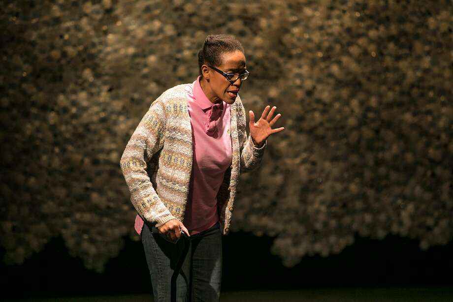 "Desiree Rogers plays Deborah in TheatreFirst's ""HeLa."" Photo: Cheshire Isaacs, TheatreFirst"