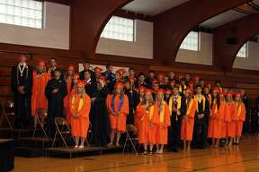 Ubly's Class of 2017 graduated Sunday.