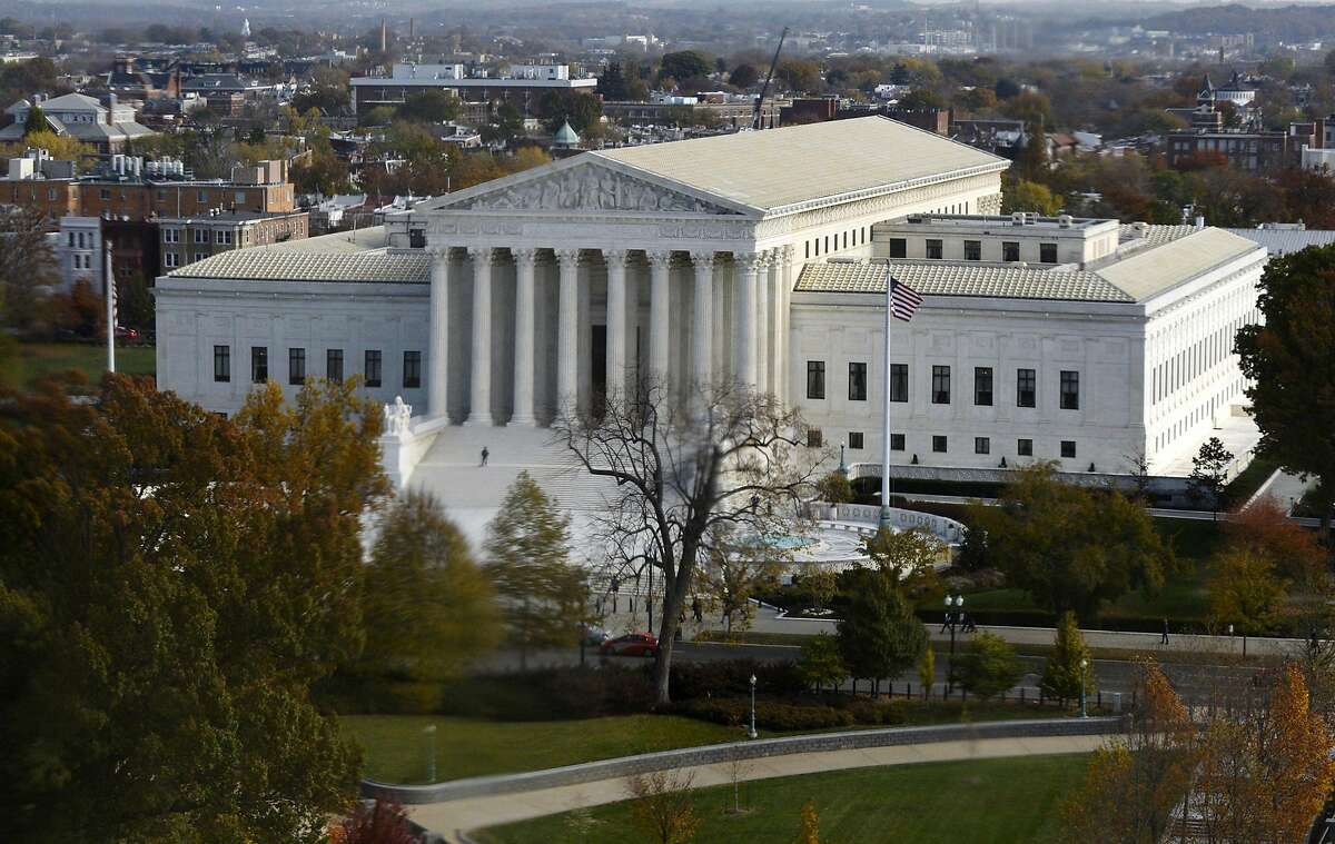 The Supreme Court struck down two congressional districts in North Carolina on Monday because they had been gerrymandered along racial lines. (Olivier Douliery/Abaca Press/TNS)