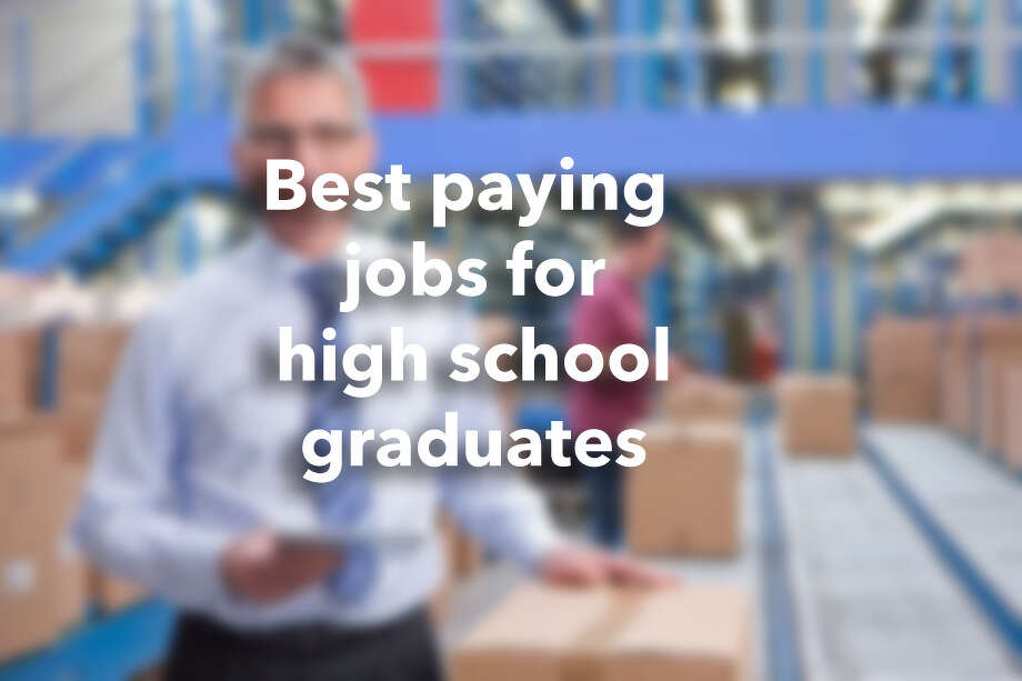 Best paying jobs for high school graduates Photo: Getty Images