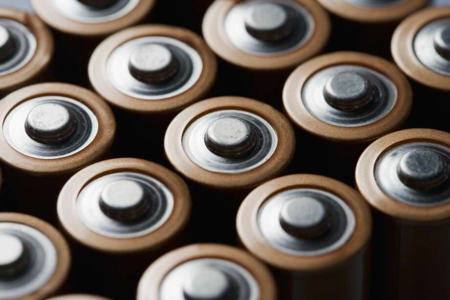 Batteries Photo: Jose Luis Pelaez/Getty Images