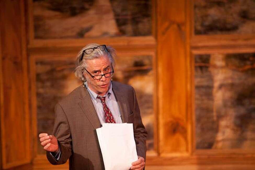 Broadway Actor Jeff McCarthy as radical attorney William Kunstler in KUNSTLER,