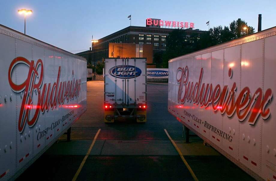 AB InBev is the world's largest beer conglomerate. Photo: David Carson, AP
